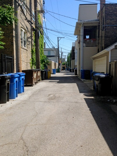 Our alley