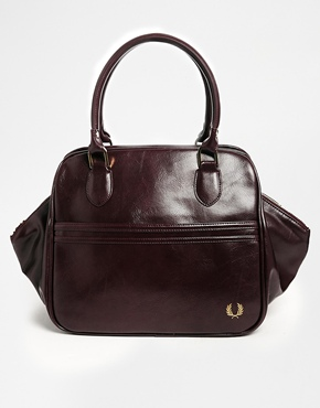 Asos Fred Perry trapeze bag